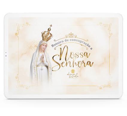 Um passo a passo para, por meio da maternal intercessão de Nossa Senhora, consagrar seu coração ao de Jesus Cristo. Baixe gratuitamente!